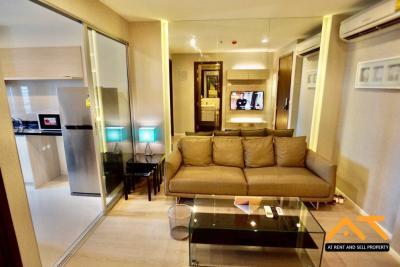 For RentCondoSathorn, Narathiwat : For Rent - Rhythm Sathorn Narathiwas - 35 sq.m. - 1 Bedroom