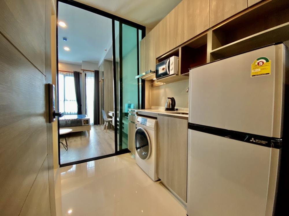 For RentCondoRamkhamhaeng, Hua Mak : 💥Knightsbridge Collage Ramkhamhaeng Beautiful room ready to move in.