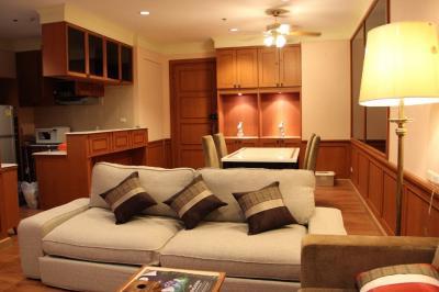 เช่าคอนโดราชเทวี พญาไท : +++เช่าด่วน+++  ห้องกว้าง Baan Klang Krung Siam – Pathumwan** 2 ห้องนอน 98 ตร.ม. แต่งครบ!!!