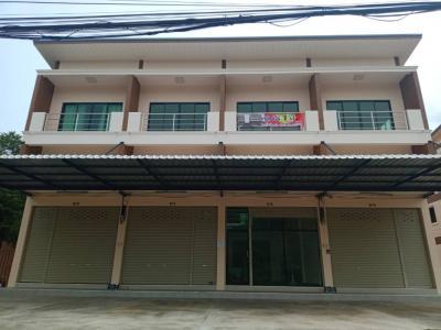 ขายตึกแถว อาคารพาณิชย์สระบุรี : อาคารพาณิชย์ใหม่ 2 ชั้นครึ่ง ผ่อนตรงกับเจ้าของโครงการ
