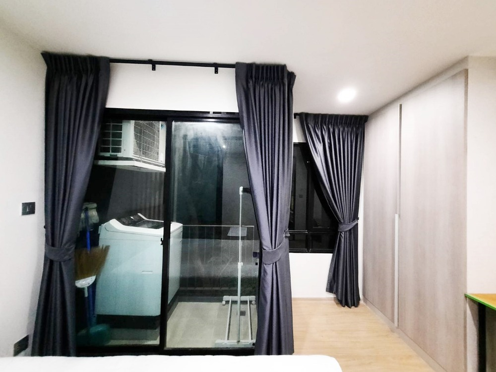 For RentCondoVipawadee, Don Mueang, Lak Si : For rent Wynn Condo Phaholyothin 52 size 24 sq m. 2nd floor near BTS Saphan Mai  Don Muang