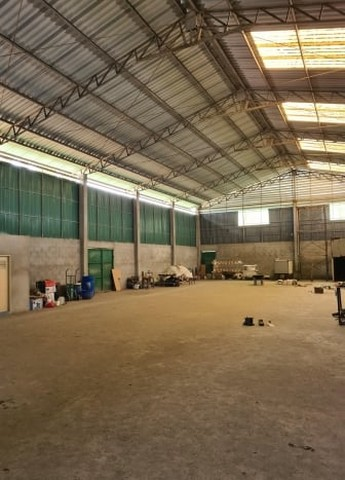 For SaleFactoryNakhon Pathom, Phutthamonthon, Salaya : SKJ1 Warehouse for sale, 500 sq m, with Rong.4 on land, 363 sq m, Soi Lan Laem, Lamut Temple, Nakhon Chai Si, Nakhon Pathom