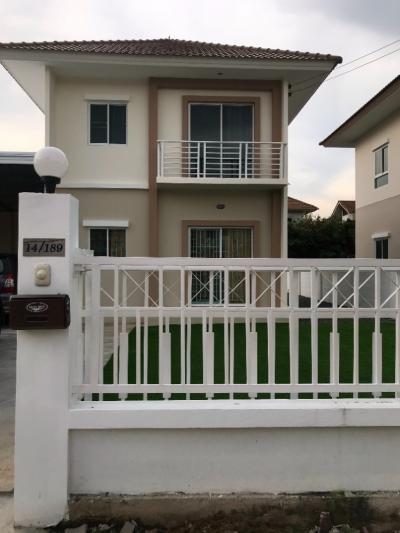 For RentHouseLadkrabang, Suwannaphum Airport : House for rent Lalin Green Ville On Nut Suvarnabhumi