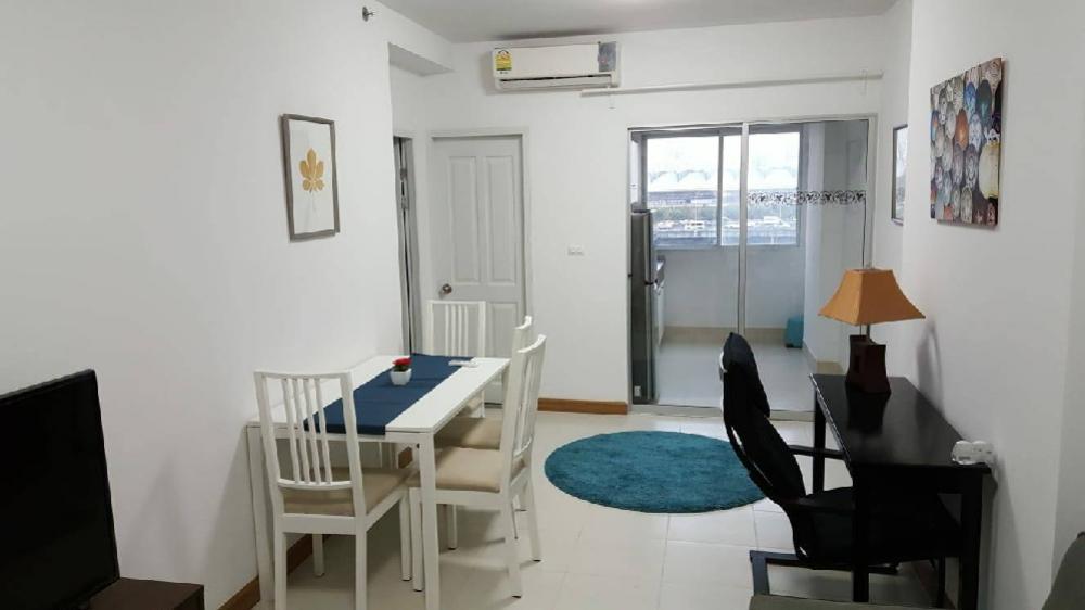 ขายคอนโดพระราม 9 เพชรบุรีตัดใหม่ : 💥หั่นราคาคอนโด50ตรมMRTพระราม9.💥4.5M❣️เหลือเพียง❣️3.59M💟Supalai Park 50ตรม.Asoke-Ratchada 💟 1 Bed 1 Living room