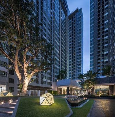 For SaleCondoPattaya, Bangsaen, Chonburi : Condo for sale - The Base Central Pattaya