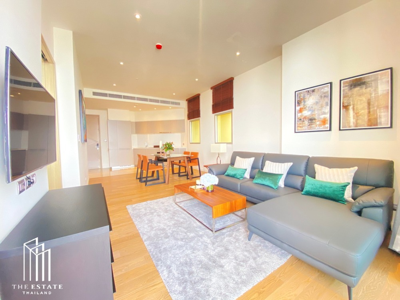เช่าคอนโดวงเวียนใหญ่ เจริญนคร : For RENT *Magnolias Waterfront Residences ICONSIAM ชั้นสูง 40+ ห้องมุม ทิศใต้