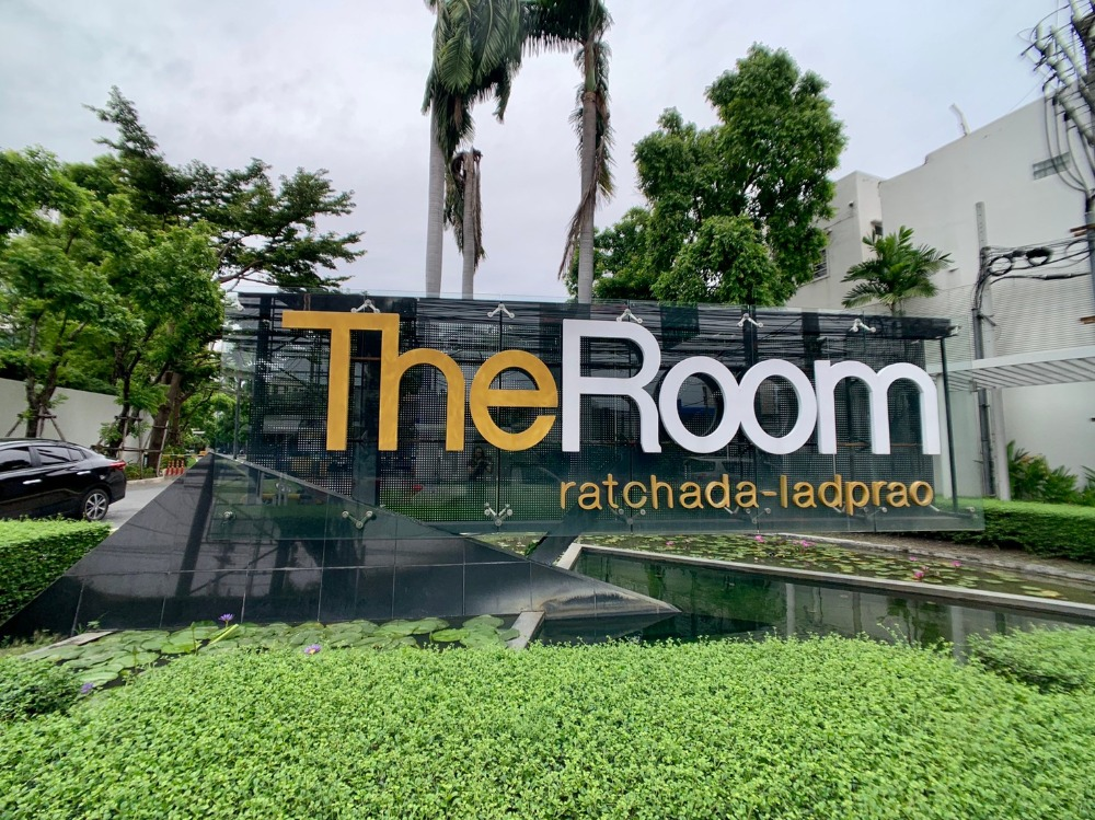 For SaleCondoRatchadapisek, Huaikwang, Suttisan : Urgent sale The room Ratchada Ladprao 2 bedrooms 1 bathroom near MRT Ladprao