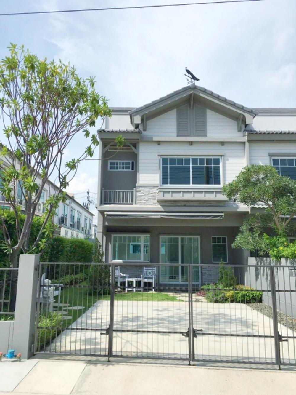 For SaleTownhousePattanakan, Srinakarin : ‼ ️ Townhouse for sale Srinakarin, Bangna.