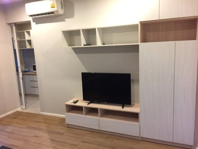 For RentCondoLadprao101, The Mall Bang Kapi : Happy Condo Ladprao 101, a very beautiful room, fully furnished, with a cp. 38 sq m. Extremely cheap, only 10000 baht / month, ready to move in