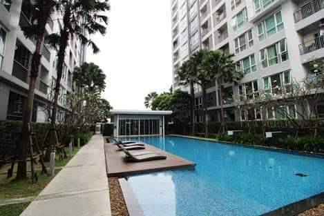 For SaleCondoBang Sue, Wong Sawang : Quick sale !!! Condo The Key Prachachuen