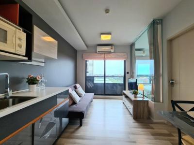 For SaleCondoRama 2, Bang Khun Thian : Urgent sale !! The last room, beautiful room, Ease Rama 2, installments, cheaper than rent.