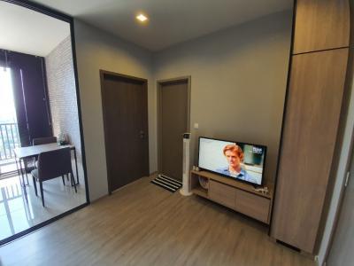 For SaleCondoBang Sue, Wong Sawang : ขายพร้อมผู้เช่า 2.99ลบ  1ห้องนอน 32ตรม. ชั้นสูง ติดMRT