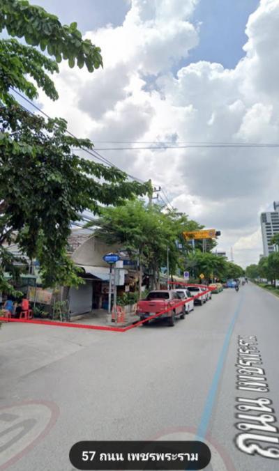 For SaleLandRama9, RCA, Petchaburi : ขายที่ดิน ถนนเพชรพระราม (ถนนพระราม 9 ตัดกับถนนเพชรบุรี) 500 ตารางวา 240,000,000 บาท ซอยเพชรพระราม 5 ติด Bridgestone เยื้องกับ Lexus ใกล้ทางด่วน เหมาะสร้างอาคาร