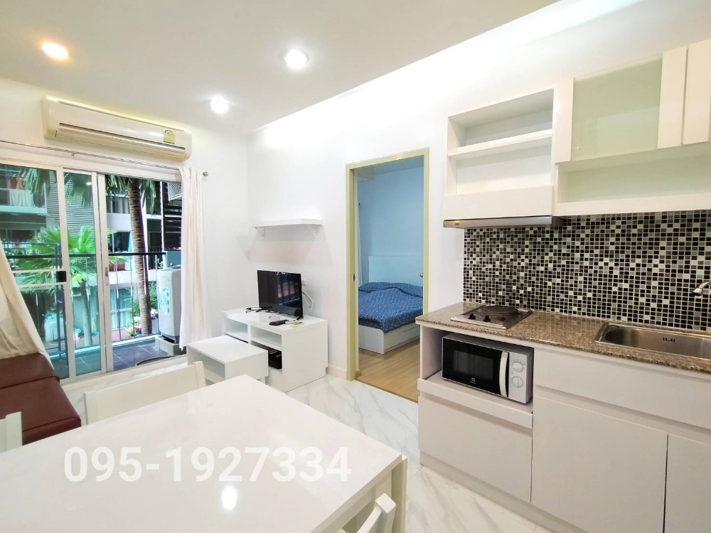 For RentCondoRama9, RCA, Petchaburi : Condo for rent A space asoke-ratchada A space Asoke-Ratchada 2 bedroom beautiful room recently renovated.