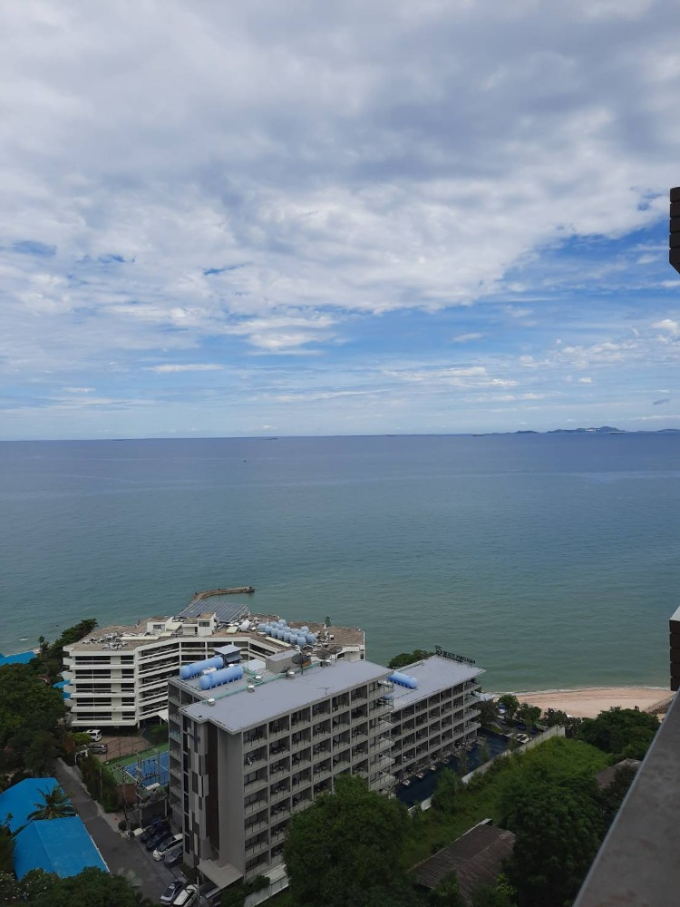 For SaleCondoPattaya, Bangsaen, Chonburi : Condo for sale at Baan Plai Haad, price lower than the market, 2 bedrooms, Duplex only 8.8 million, 0626695678 agile.