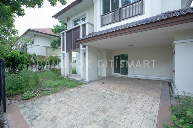 For SaleHouseNawamin, Ramindra : House for sale centro Watcharaphon cheap price, house in good condition