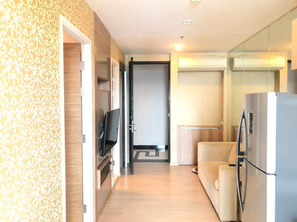 For RentCondoOnnut, Udomsuk : Condo for rent, rhythm Sukhumvit 50, full furniture, cheap