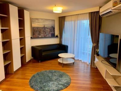 For RentCondoRama9, RCA, Petchaburi : Bell Grand Rama9 2 Bedrooms for rent