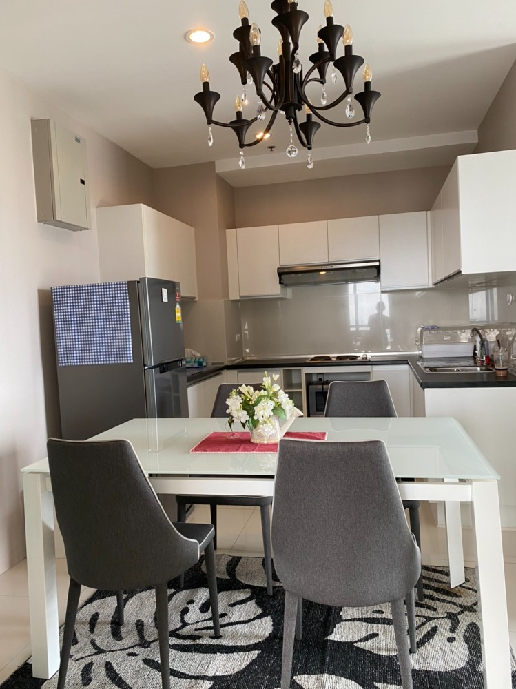 For RentCondoChengwatana, Muangthong : For Rent Astro Chaeng Wattana 3 Bedroom Size 88 sqm fully furnished ready to move