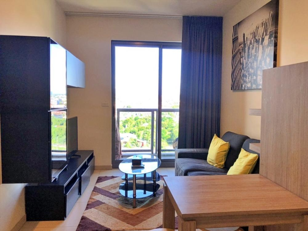 For RentCondoChonburi, Pattaya, Bangsa : For rent, Unixx South Pattaya, very nice room, beautiful view, fully furnished, ready to move in 🤩✨