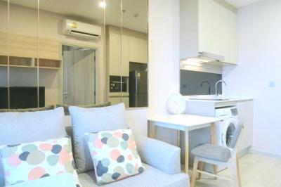 For RentCondoSathorn, Narathiwat : For rent, KnightsBridge Prime Sathorn, fully furnished, with washing machine 25 sq m. 16,000 baht / month
