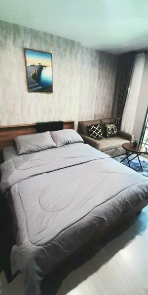 For RentCondoBang kae, Phetkasem : For rent TheParkland Petchkasem 56, very nicely decorated, 26 sq.m., 9,000 baht/m.