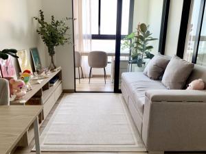 For SaleCondoWongwianyai, Charoennakor : Niche Mono Charoennakorn room for sale, 27th floor, 1 Bedroom Plus There is no room opposite)