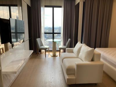 For RentCondoSiam Paragon ,Chulalongkorn,Samyan : 🎉 For rent very cheap, 1 bedroom, high floor, beautiful room
