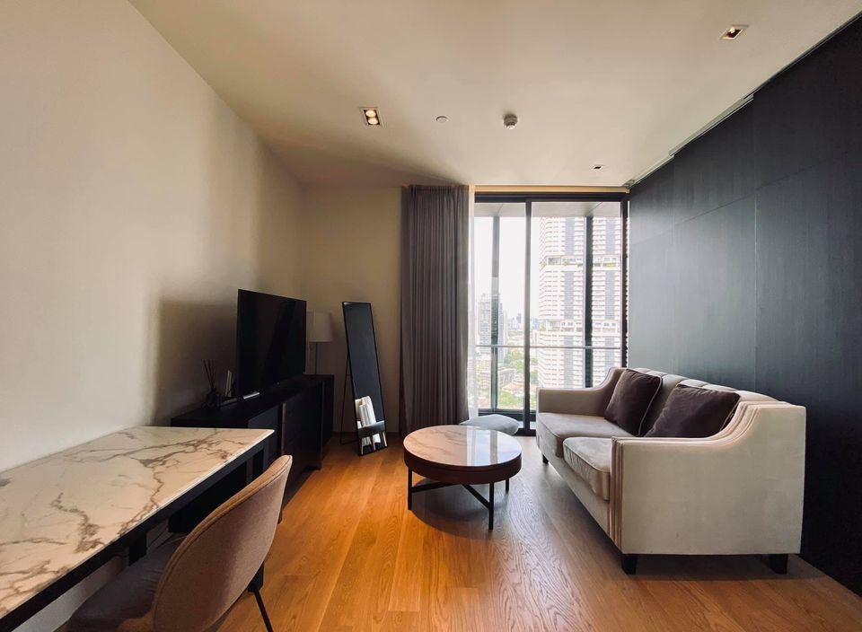 For RentCondoSukhumvit, Asoke, Thonglor : For rent Beatniq Sukhumvit 32 1 bedroom 1 bathroom 44 sq m, high floor, beautifully decorated room, ready to move in.