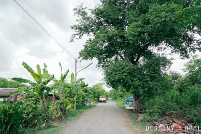 For SaleLandRangsit, Patumtani : ขายด่วน ที่ดิน2ไร่ ถมแล้ว คลอง2 ซอย เอราวัณ 25 คลองหลวง ธัญบุรี ปทุมธานี  ใกล้ ตลาดไท