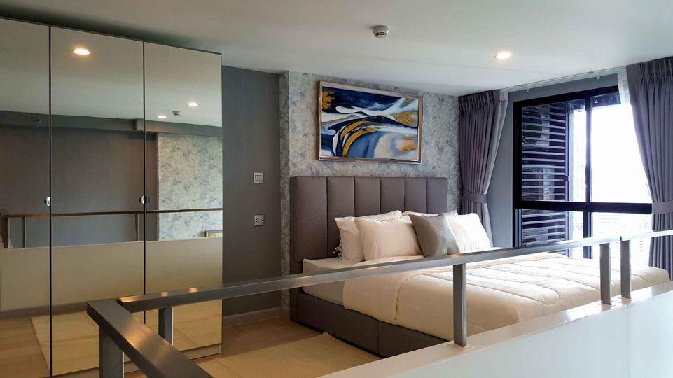 For RentCondoSathorn, Narathiwat : Condo for rent: KnightsBridge Prime Sathorn, 26th floor, Duplex 2 room