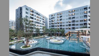 For SaleCondoOnnut, Udomsuk : Elio Del Ray Sukhumvit64 condominium near BTS Punnawithi