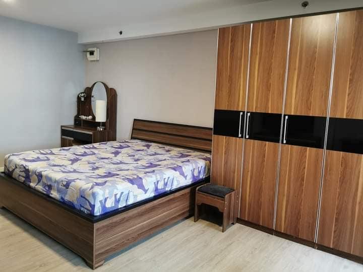 For RentCondoRattanathibet, Sanambinna : Urgent for rent, City Home, Rattanathibet, near MRT purple, fully furnished, open view
