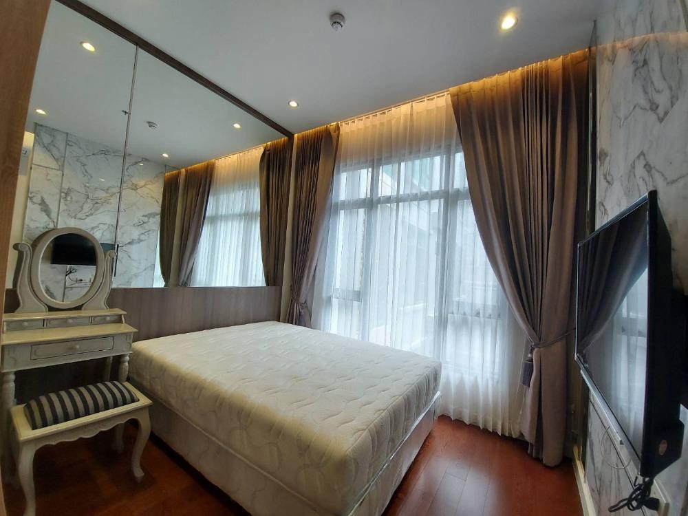 เช่าคอนโดอ่อนนุช อุดมสุข : ห้องสวย พร้อมอยู่ บิ้วอินอย่างดี 15,000 บาท / เดือน