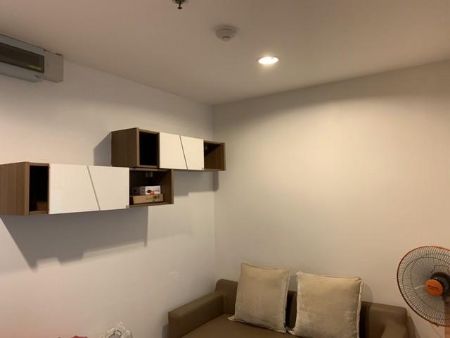 For RentCondoAri,Anusaowaree : Condo for rent, LIFE Phahon-Ari, 1 bedroom size near BTS Saphan Khwai, ready to move in