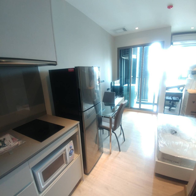 For RentCondoThaphra, Wutthakat : 🔥 Quick check, Studio rental, high floor, cheap