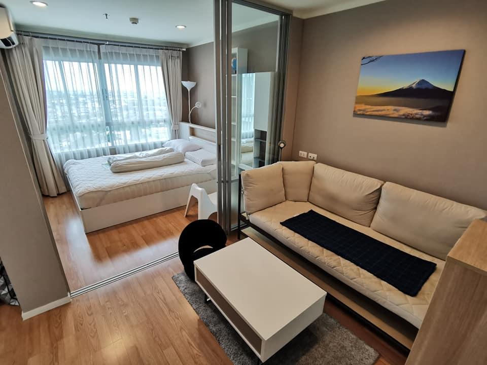 For RentCondoBang Sue, Wong Sawang : For rent Lumpini Ville Prachachuen Phongphet 2 LUMPINI VILLE PRACHACHUEN PHONGPHET 2