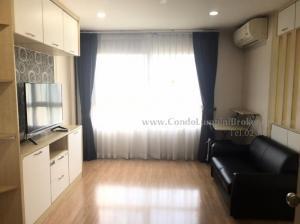 For RentCondoOnnut, Udomsuk : Lumpini Ville On Nut 46, number of bedrooms, 2 bedrooms (combine), total area 22.54, floor 08, rental price (baht / month) 13,000 ฿