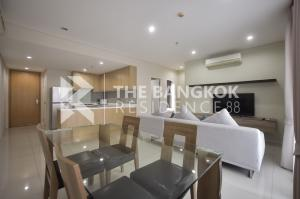 For RentCondoRama9, RCA, Petchaburi : Urgent rent !! @ Villa Asoke, size 80 Sqm 2 Beds 2 Baths, high floor, released at a very cheap price, only 38,000 per month, please contact Ice 0954080075