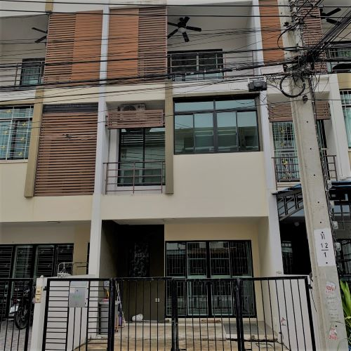 For RentHouseBang kae, Phetkasem : House for rent and ready to move in