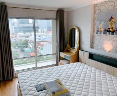 For RentCondoRama9, RCA, Petchaburi : For Rent !!! Lumpini Place Rama 9 - Ratchada, 1 bedroom with furniture, special price.