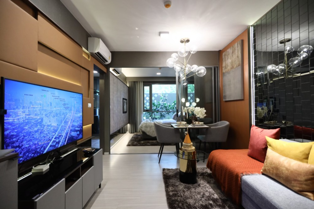 Sale DownCondoSukhumvit, Asoke, Thonglor : Release of a new condo, 1 bedroom, 30 sq m, free IPAD AIR