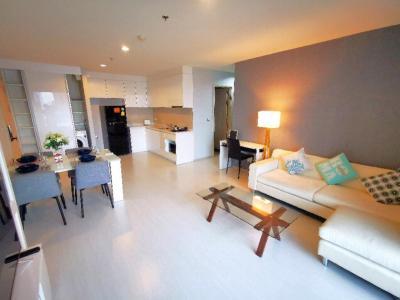 For RentCondoSukhumvit, Asoke, Thonglor : Hot Price 2Beds 2baths Rhythm Sukhumvit 42 for Rent