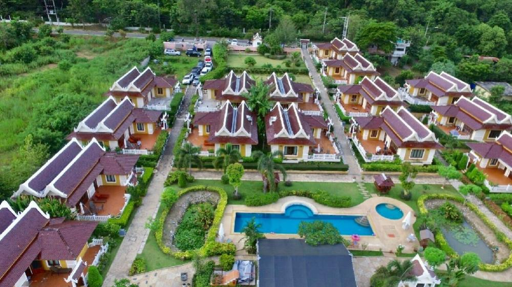 For SaleBusinesses for saleCha am, Hua Hin : Resort With Lakeview For Sale