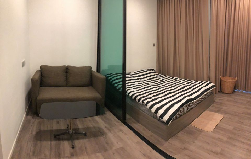 For RentCondoRatchadapisek, Huaikwang, Suttisan : Rent   Brown Condo Ratchada 32  9,500