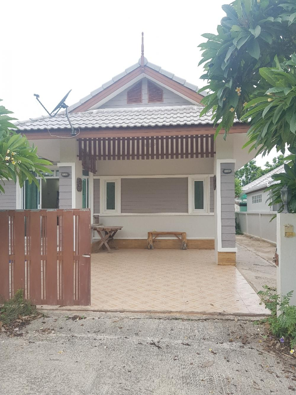 For SaleHouseCha-am Phetchaburi : Sell with free, free transfer every person 1,750,000 times that