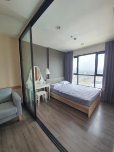 For RentCondoOnnut, Udomsuk : [For rent] The Base Park East Sukhumvit 77, BTS Onnut, 1 Bedroom, 30 sq.m.