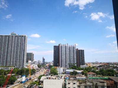 For SaleCondoThaphra, Wutthakat : 🎉 Urgent sale, Wbizdom, Tha Phra, 1 bedroom