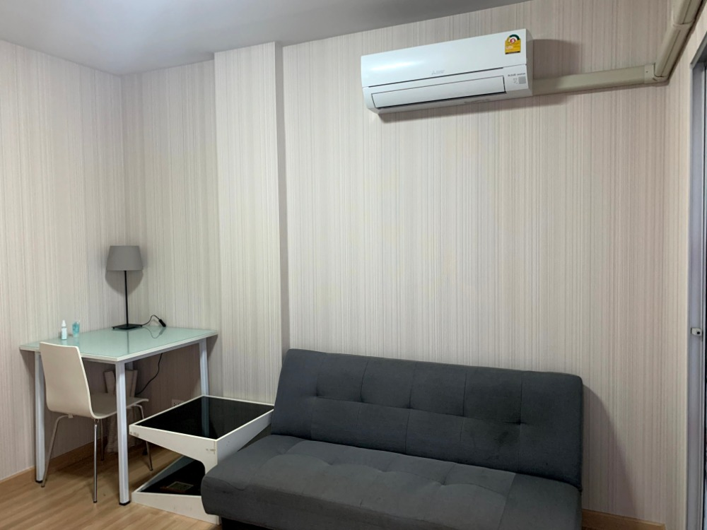 For SaleCondoRangsit, Patumtani : Condo for sale With furniture And electrical appliances