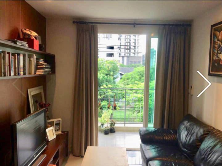 For RentCondoAri,Anusaowaree : Silk Aree for rent, near bts Ari. Furniture + appliances.